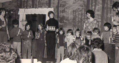 Photo: Children with Angie, Maureen M., Linda H - Picture from Angie