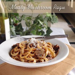 Meaty Mushroom Ragu