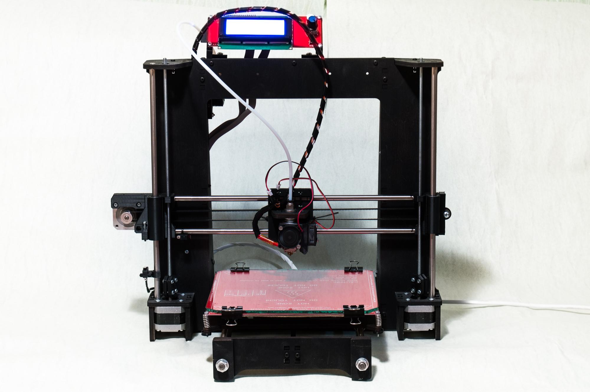 3d принтер Purusa I3 Клон
