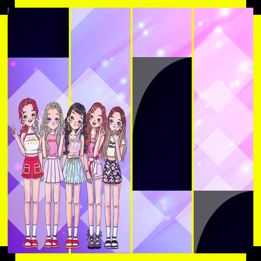 Red Velvet Piano game (game)