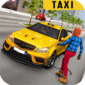 Multi-Level Taxi car Parking : Driving School icon
