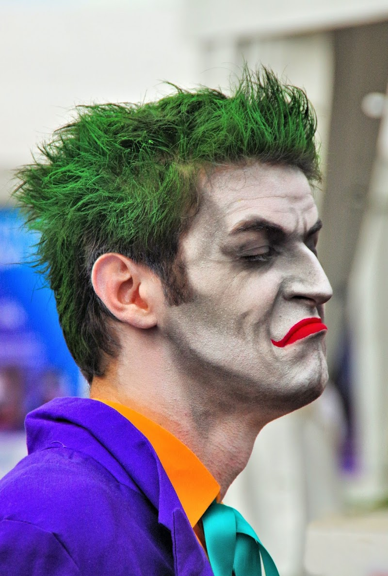 The Joker di betablu