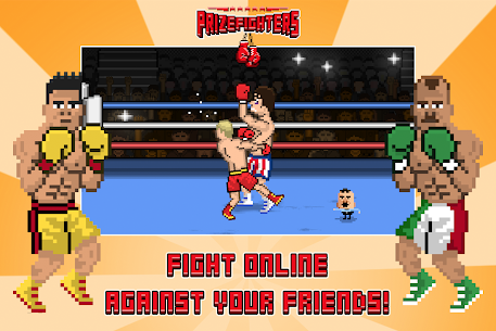 Prizefighters MOD (Unlimited Money) 2
