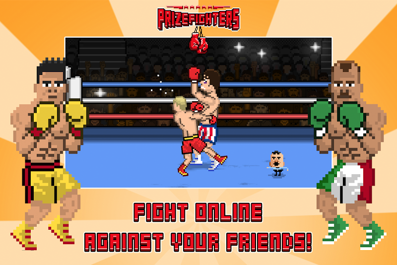 Prizefighters Screenshot 1