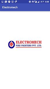Electromech Attendance System - náhled