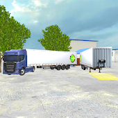 Truck Parking Simulator 3D: Factory