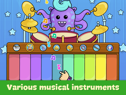 Kids piano screenshots 7