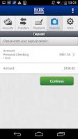 Screenshot of Park National Bank Phone