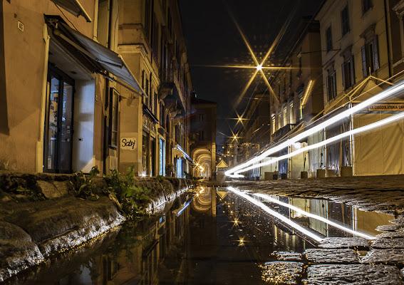 Luci e riflessi...dopo la pioggia di Mark_Bert_ph