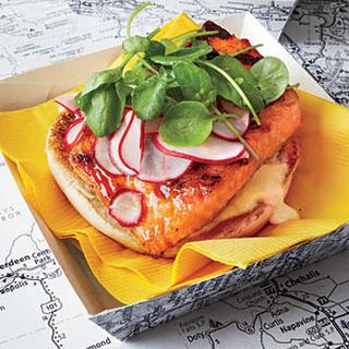Pacific Northwest Burger.