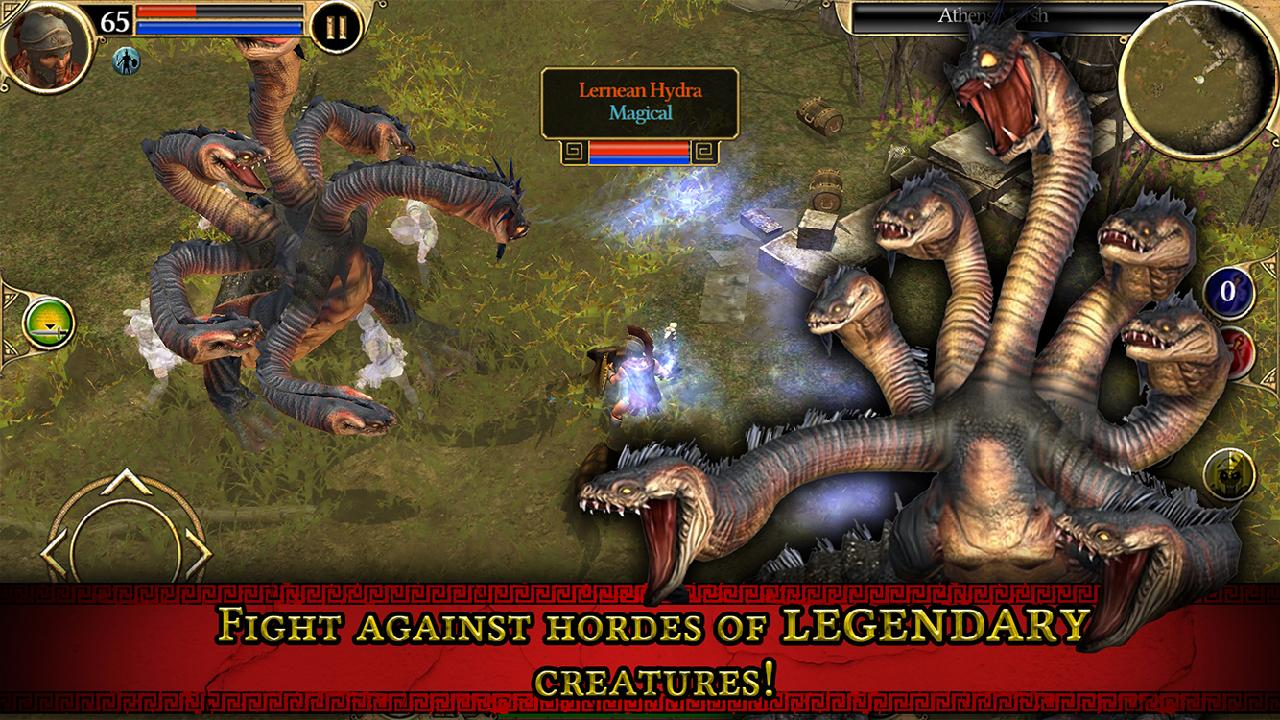 Titan Quest- screenshot