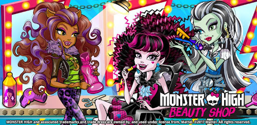 Monster High™ - Fashion Ghouls game (apk) free download for Android/PC/Windows screenshot