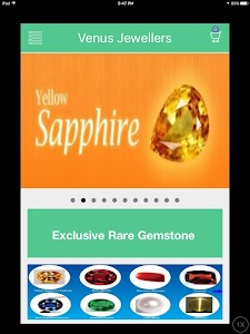 Venus Jewellers Gemstone Shop screenshot 12