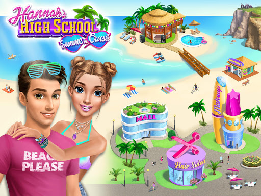 Hannah's High School Summer Crush - Teen Date 1.0.149 screenshots 16