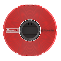 MakerBot ABS Precision Filament - 1.75mm (0.64kg) Red