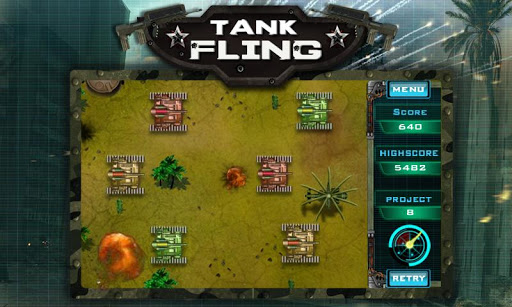 Tank Fling Game 1.1 screenshots 10