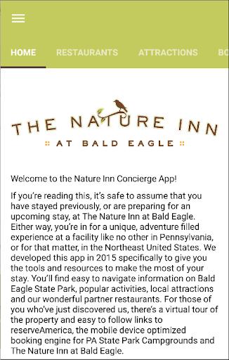 The Nature Inn at Bald Eagle