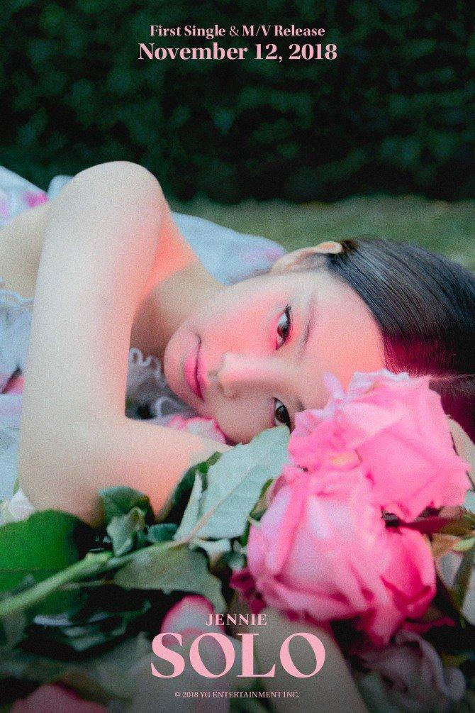 Jennie-Solo-Album