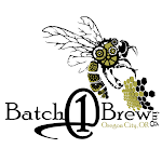 Logo for Batch 1 Brewing