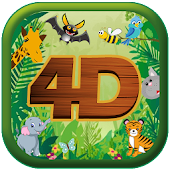 Pocket Zoo 4D - Animals