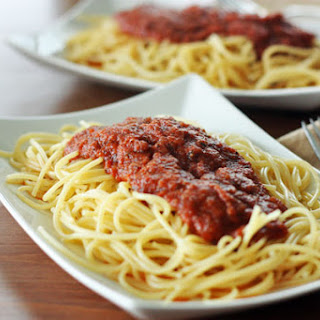Quick Spaghetti Sauce Recipes