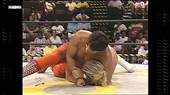 WCW Saturday Night September 1994 Jean-Paul Levesque vs. Ricky Steamboat
