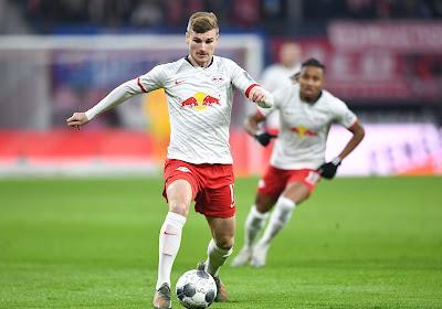 Timo Werner repousse les avances du Bayern