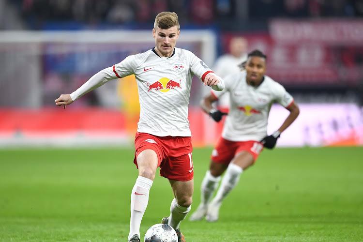 Nieuwe aanvalsleider op komst voor Hazard en Courtois? 'Real informeert naar Werner'