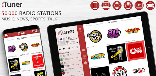 myTuner Radio App: FM Radio + Internet Radio Tuner - Apps on