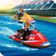 Speed Boat Jet Ski Racing PRO