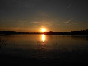 Photo: ...już zachodzi czerwone słoneczko...