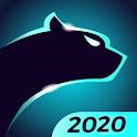 Cheetah Keyboard - Cute Emoji, Swype, DIY Themes icon