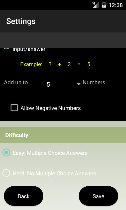 Math Addition Genius- screenshot