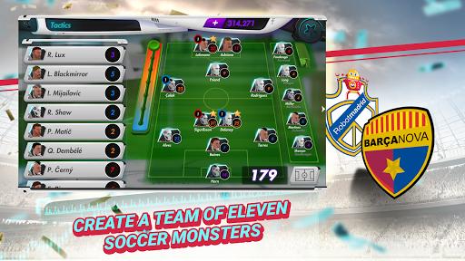 Futuball - Future Football Manager Game 1.0.27 screenshots 2