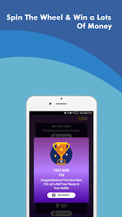 Download Spin Wheel : Spin To Earn Money For PC Windows and Mac apk screenshot 5