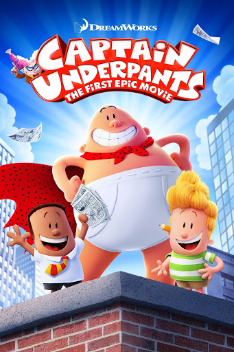 Captain Underpants The First Epic Movie Movies On Google Play