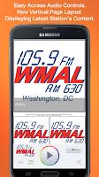 Screenshot of WMAL