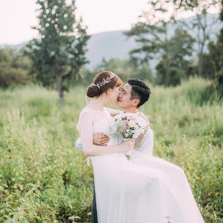 Wedding photographer Chalermphon Kumchai (aradaphotography). Photo of 12.10.2017