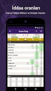 Score King - náhled