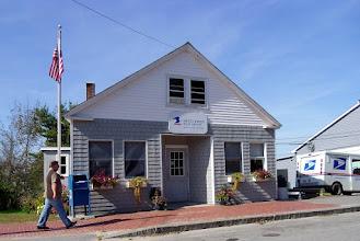 Photo: United States Post Office, Peaks Island, ME 04108