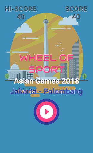 Wheel Of Sport - Asian Games Indonesia 2018 1.0 screenshots 1