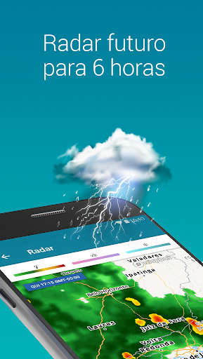 Previsão do tempo: The Weather Channel screenshot 2