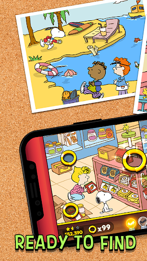 Snoopy Spot the Difference 1.0.21 androidappsheaven.com 1