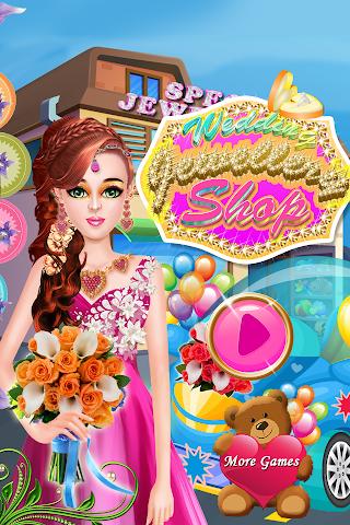 android Hochzeit-Shop Schmuck Spiele Screenshot 0