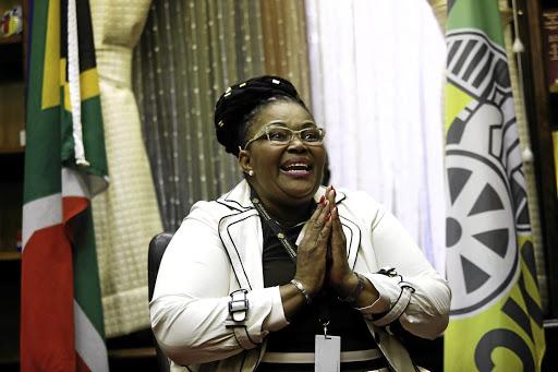 ANC belowe om wette te wysig om sake van geslagsgebaseerde geweld vinnig te laat volg - TimesLIVE