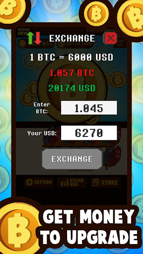 Free Bitcoin Miner 1 0 Cheat MOD APK - Game Quotes