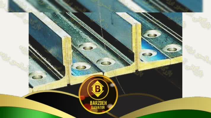تولید ریل آسانسور mf