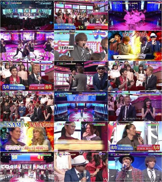 (TV-Variety)(720p)(AKB48) UTAGE春の祭典! 160329