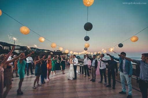 Wedding photographer Yuriy Golyak (golyak). Photo of 02.09.2014