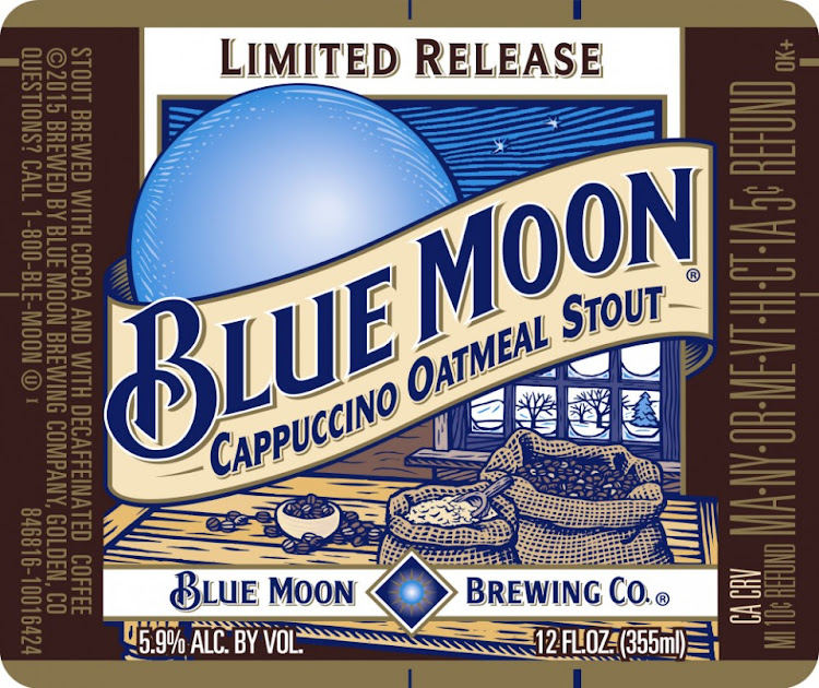 Logo of Blue Moon Cappuccino Oatmeal Stout